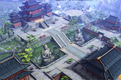 Permalink to: Shaolin Tempel & Historie