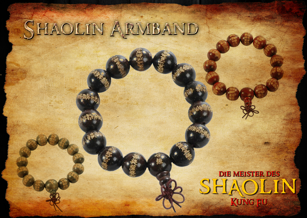 shaolin armband